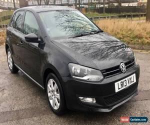 Classic Volkswagen Polo 2013 Automatic Black for Sale