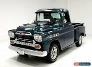 1959 Chevrolet Apache Pickup for Sale