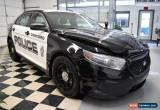 Classic 2017 Ford Police Interceptor Sedan AWD Interceptor NO RESERVE for Sale