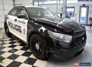 2017 Ford Police Interceptor Sedan AWD Interceptor NO RESERVE for Sale