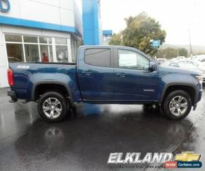 Classic 2020 Chevrolet Colorado Z71 4x4 Crew Cab MSRP $38815 for Sale