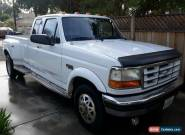 1995 Ford F-350 xlt for Sale
