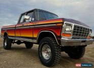1978 Ford F-150 SuperCab for Sale
