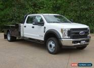 2019 Ford F-550 XL - CM Hauler Body for Sale