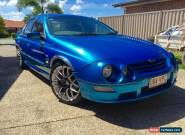 Ford Falcon XR6 VCT (2002) for Sale