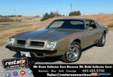 Classic 1974 Pontiac Firebird Super Duty Auto, 1 of 58, PHS, 35k Miles, Silver for Sale