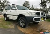 Classic 1998 Toyota Landcruiser FZJ105R GXL White Automatic A Wagon for Sale
