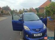 Madza 5 Furano For Sale BLUE 5DR PETROL 2010 for Sale