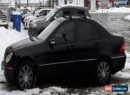 Mercedes-Benz: C-Class for Sale