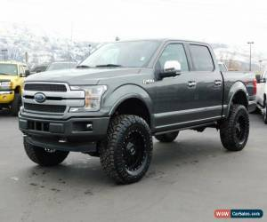 Classic 2019 Ford F-150 PLATINUM FX4 for Sale