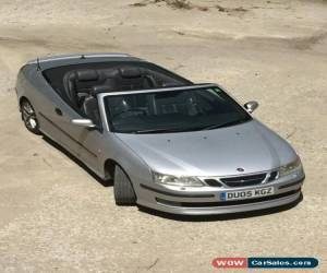 Classic Saab 93 convertible for Sale
