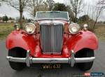1953 MG T-Series for Sale
