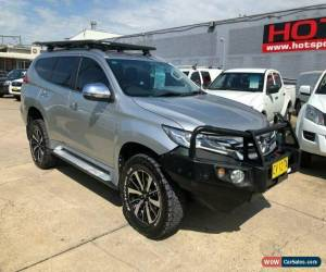Classic 2016 Mitsubishi Pajero Sport QE GLX Grey Automatic A Wagon for Sale