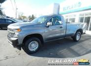 2020 Chevrolet Silverado 1500 Work Truck Regular Cab MSRP $36200 for Sale