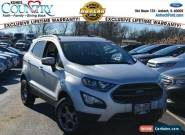 2018 Ford EcoSport SES for Sale