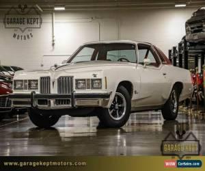 Classic 1977 Pontiac Grand Prix LJ for Sale