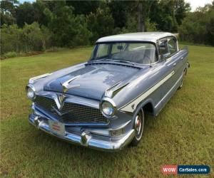 Classic 1957 Hudson Hornet for Sale