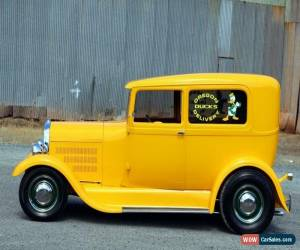 Classic 1929 Ford Model A Delivery for Sale