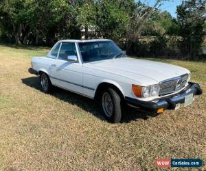 Classic 1980 Mercedes-Benz SL-Class for Sale