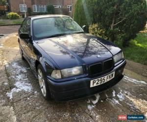 Classic BMW E36 2.8 Coupe Manual with 1 year MOT for Sale