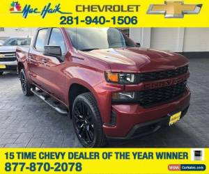 Classic 2020 Chevrolet Silverado 1500 Custom for Sale