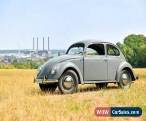 Classic 1942 Volkswagen Beetle - Classic for Sale