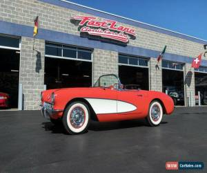 Classic 1957 Chevrolet Corvette for Sale