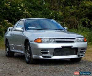 Classic 1992 Nissan Skyline GTR R32 Petrol silver Manual for Sale