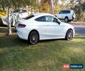 Classic mercedes c200 coupe for Sale
