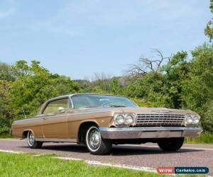 Classic 1962 Chevrolet Impala Impala Golden Anniversary SS for Sale