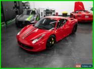2011 Ferrari 458 Coupe for Sale