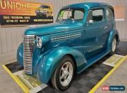1938 Chevrolet Master Deluxe 2dr Street Rod for Sale
