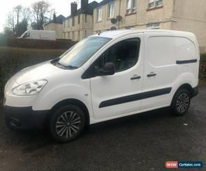 Classic Peugeot Partner Van 1.6 HDi 90hp for Sale