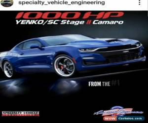 Classic 2020 Chevrolet Camaro for Sale