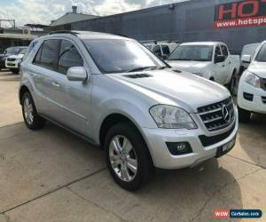 Classic 2008 Mercedes-Benz M-Class W164 ML280 CDI Silver Automatic A Wagon for Sale