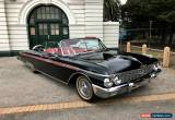 Classic Ford Galaxie Sunliner 1962 for Sale