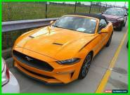 2019 Ford Mustang EcoBoost Premium for Sale