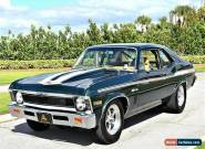 1971 Chevrolet Nova over the top restored for Sale