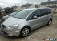 Ford Focus Galaxy Zetec TDCI 138 for Sale