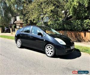 Classic 2004 Toyota Prius 1.5 CVT T4 Hybrid 1 Owner From New Only 85,000 Miles  for Sale