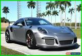Classic 2016 Porsche 911 Coupe GT3 RS (PDK) for Sale