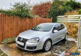 Classic 2008 VW GOLF GT TDI 140 SPORT HEATED LEATHER MOT NO RESERVE for Sale
