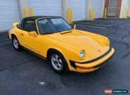1977 Porsche 911 Targa for Sale