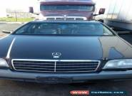 1994 Mercedes-Benz S-Class for Sale
