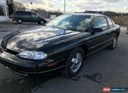 1998 Chevrolet Monte Carlo for Sale
