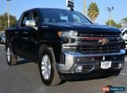 2019 Chevrolet Silverado 1500 LTZ for Sale