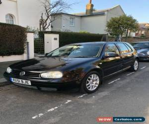 Classic 2001 VW Golf GTi 1.8 Turbo - only 78800 miles (fsh & 3 owners for Sale