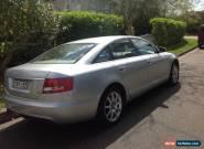 Audi A6 3.2 FSI Quattro (2006) 4D Sedan Automatic (3.1L - Multi Point F/INJ)... for Sale