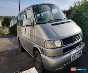 Classic Volkswagen T4 Caravelle Camper Day Van Restoration Spares or Repair with panels for Sale