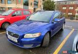 Classic VOLVO V50S DIESEL  2010  D DRIVE 5 SPEED MANUAL for Sale